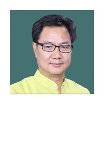 Arunachal West Mp Rijiju,Shri Kiren