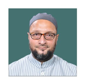 Hyderabad Mp Owaisi,Shri Asaduddin
