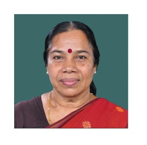 Kannur Mp Teacher,Smt. P.K.Sreemathi