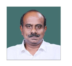 Puducherry Mp Radhakrishnan,Shri R.